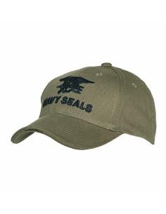 Cappello da Baseball Navy Seals