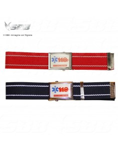 Cintura 118 Soccorso Sanitario Rifrangente - Riflettente colori vari