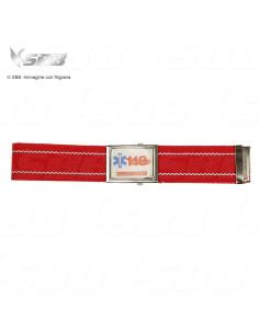 Cintura 118 Soccorso Sanitario Rifrangente - Riflettente colori vari - 1154 - SBB Brancaleoni