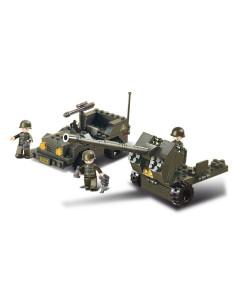 Cannone anticarro - Costruzioni Militari Sluban M38-B5900 comp. Lego