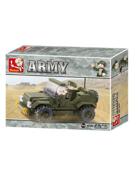 Jeep - Costruzioni Militari Sluban M38-B0296 - 413118 - Sluban