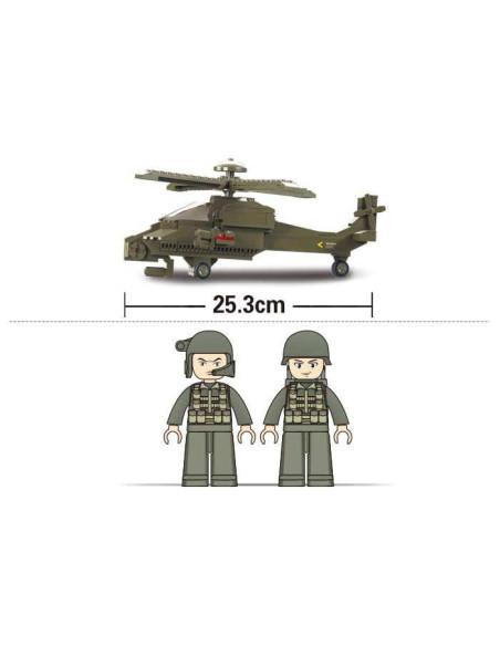Elicottero da Attacco - Costruzioni Militari Sluban M38-B0298 - 413120 - Sluban