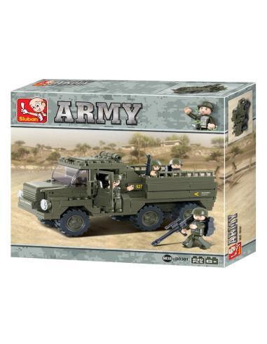 Camion trasporto truppe - Costruzioni Militari Sluban M38-B0301 - 413123 - Sluban