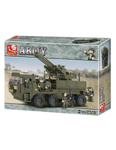 Camion trasporto pesante - Costruzioni Militari Sluban M38-B0302 - 413124 - Sluban