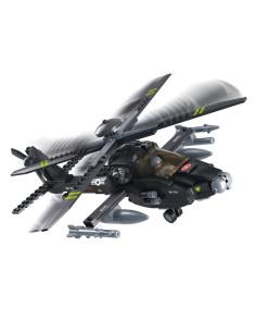 Elicottero Apache Americano USAF - Costruzioni Militari Sluban M38-B0511 comp. Lego