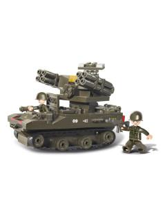 Lanciarazzi lanciamissili - Costruzioni Militari Sluban M38-B0283 comp. Lego