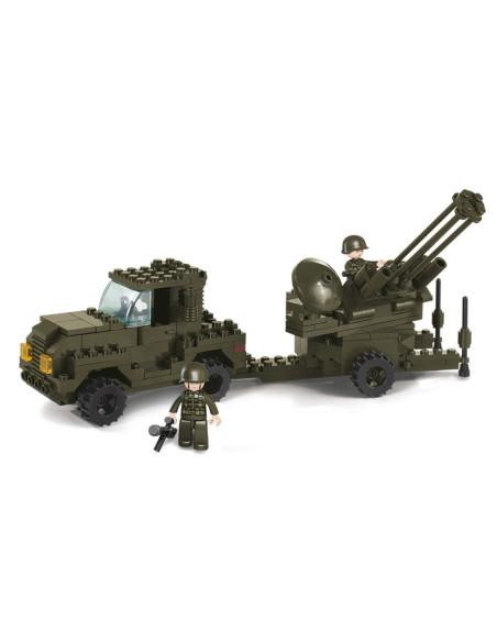 Batteria Antiaerea Contraerea - Costruzioni Militari Sluban M38-B7300 - 413155 - Sluban