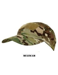 Cappello da Baseball militare tattico con velcro mimetismi vari