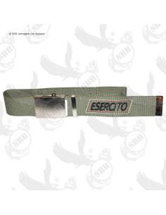 Cintura militare Esercito ricamata SBB - 1117-ei - SBB Brancaleoni