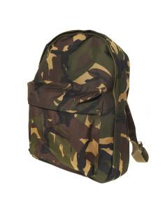Zainetto bambino militare mimetico - 351551 - Fosco Industries