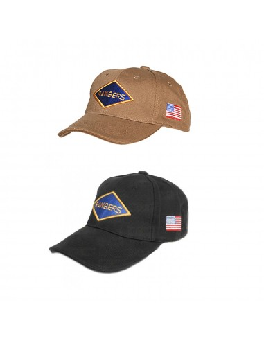 Cappello da Baseball militare U.S. Rangers Fostex Fostex berretto USA