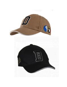 Cappello da Baseball D-Day Sbarco in Normandia WWII con stemmi - 215157-265 - Fostex Garments