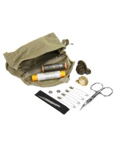 Kit da cucito militare italiano originale completo