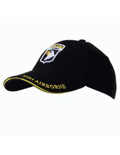 Cappello da Baseball 101st Airborne Divisione Paracadutisti USA Eagles