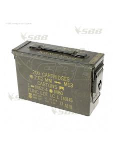 Cassetta porta munizioni militare NATO originale Tipo 1 Usata SURPLUS