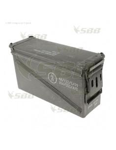 Cassetta porta munizioni militare NATO originale Tipo 5 Usata SURPLUS