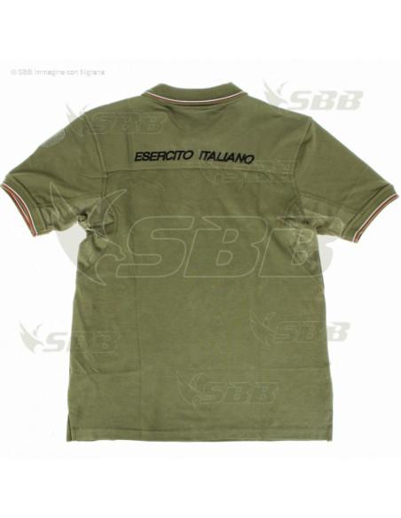 Polo Esercito Italiano Verde Oliva SBB Gen. II - 3961 - SBB Brancaleoni