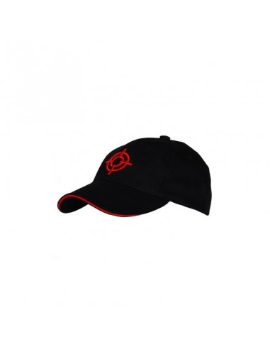 Cappello da Baseball Militare mirino Fostex Nero - 215150-228 - Fostex Garments