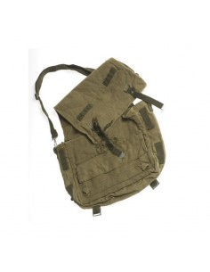 Borsa tracolla Canvas Tedesca Stone Washed