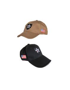 Cappello da Baseball militare 2nd Infantry Fanteria Fostex colori vari - 215151-225 - Fostex Garments