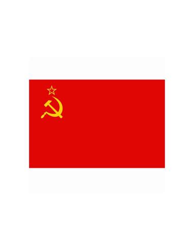 Bandiera Unione Sovietica U.R.S.S. Russia Comunista - 447200-111 - Fosco Industries