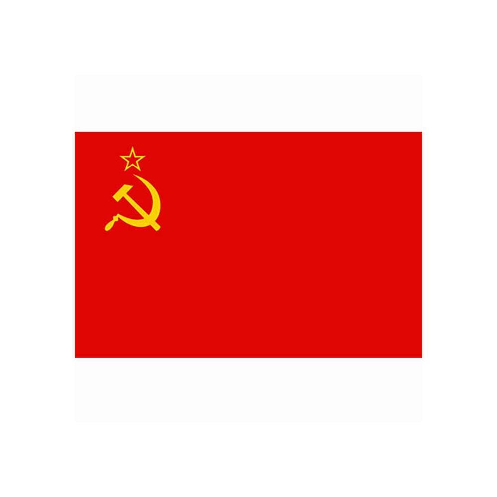 foto bandiera urss