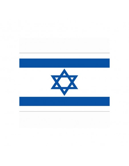 Bandiera Israele stella di Davide - 447200-108 - Fosco Industries