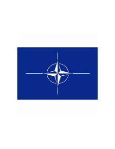 Bandiera NATO Alleanza Atlantica - 447200-145 - Fosco Industries