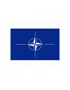 Bandiera NATO Alleanza Atlantica