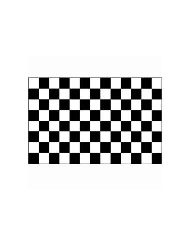 Bandiera a scacchi Racing