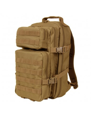 Zaino Incursore Assault US Small 101 INC modulare MOLLE 25 LT - 351710 - 101 INC