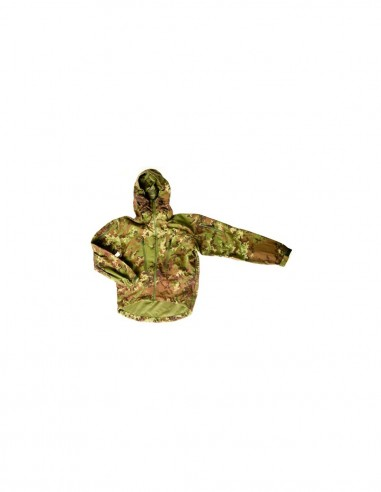 Tactical Jacket Vegetato impermeabile traspirante SBB - 2115 - SBB Brancaleoni