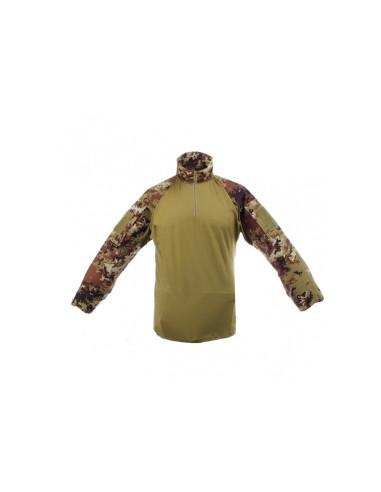 Tactical Combat Shirt Mimetica Vegetata SBB - 2131 - SBB Brancaleoni