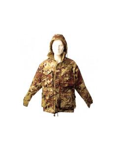 Giacca Parka Militare Sniper Jacket Vegetata SBB