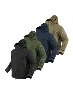 Condor Summit 602 Soft Shell Jacket antivento antipioggia traspirante