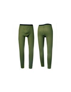 Pantaloni intimi termici Verde OD USA - 3002 - Stripes U.S.A.