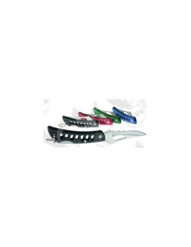 Coltellino Mini Portachiavi tascabile colori vari - 1233 - SBB Brancaleoni