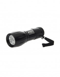Torcia Pila Security Ultra Flash-Light 9 Led - Fosco Industries