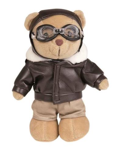 Orsetto Pilota Teddy Pilot alt. 20 cm. - 16429000 - Mil-Tec
