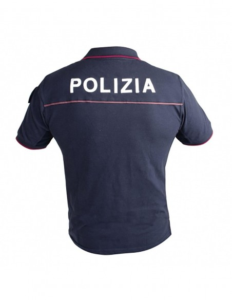 Maglia polo mod. Polizia SBB - 3927 - SBB Brancaleoni