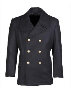 Cappotto Marina in lana Doppiopetto bottoni dorati Mil-Tec - 1057 - Mil-Tec