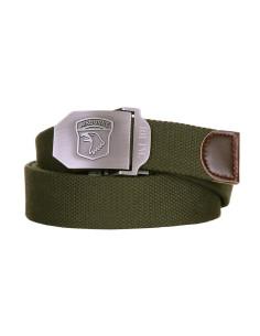 Cintura con fibbia in metallo Airborne - 241332 - 101 INC