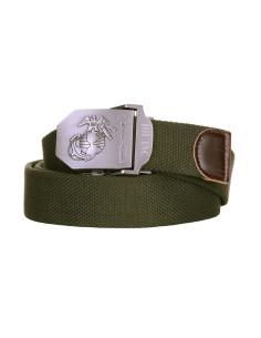 Cintura con fibbia in metallo U.S. Marines - 241333 - 101 INC