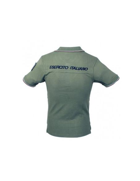 Polo Verde Oliva SBB Mod. Esercito Italiano - 3965-3967 - SBB Brancaleoni