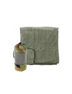 Asciugamano in microfibra con custodia 80X40 Fostex - 4711 - Fostex Garments