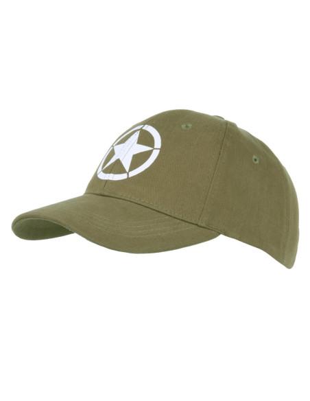 Cappello da Baseball Forze Alleate Seconda Guerra Mondiale WWII - 215151-279 - Fostex Garments