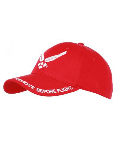 Cappello da Baseball Remove Before Flight USAF - 215157-278 - Fostex Garments