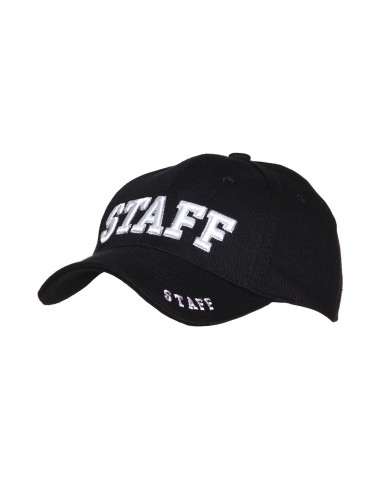 Cappello da Baseball Staff - 215151-254 - Fostex Garments