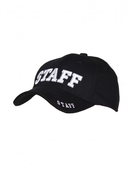 Cappello da Baseball Staff - 215151-254 - Fostex Garments