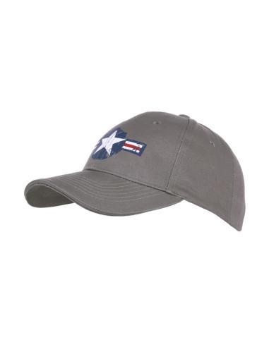 Cappello da Baseball USAF Seconda Guerra Mondiale colori vari - 215151-280 - Fostex Garments